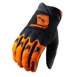 Kenny Track Glove Black Orange 2021