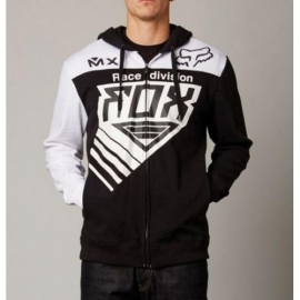 Fox Racer Zip Fleece Black