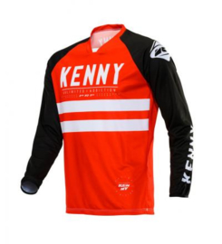 Kenny Performance Jersey  Red 2020