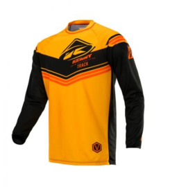 Kenny Track Jersey Black Orange 2020