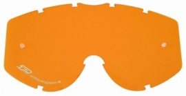 Progrip Orange Tear Off Lens