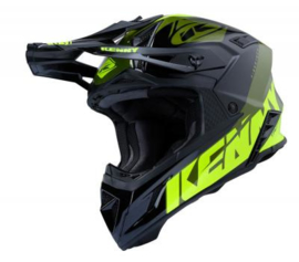 Kenny Trophy Helm Kaki Black  2020