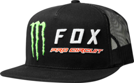 Fox Monster PC Snapback Black
