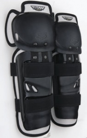 Fox Titan Sport Knee Guard Youth