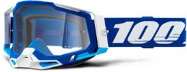 100% The Racecraft 2 Blue