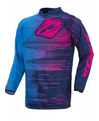 Kenny Performance Jersey Blue Pink 2017