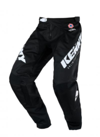 Kenny Track Raw Pant Youth Black White 2021