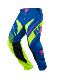 Kenny Track Pant Youth Lime Pink 2018