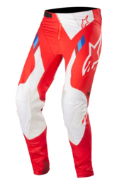Alpinestars Supertech Pant Red White 2019