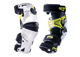 Mobius X8 Knee Brace White