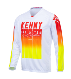 Kenny Performance Jersey Stripes Red 2021