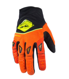 Kenny Performance Glove Fluo Orange Black