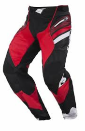 Kenny Titanium Pant Black Red 2017