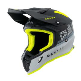 Pull-in Helmet Master Grey 2021