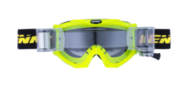 Kenny Track Max Roll-Off Goggle Adult  Fluo Geel