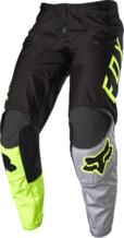 Fox 180 Lovl Pant Black Yellow Youth 2020