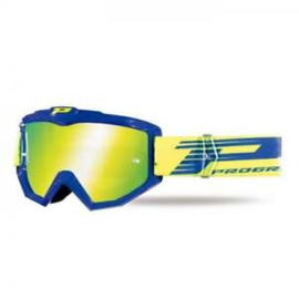 Progrip 3201 Goggle Blue w/Mirror Lens