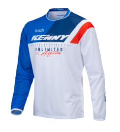 Kenny Track Jersey Kids Patriot 2021