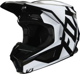 Fox V1 Prix Helmet Black 2020