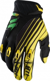 Shift Faction Handschoenen Green Yellow
