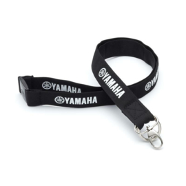 Yamaha Lanyard Black