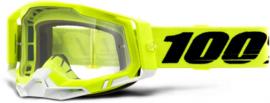 100% The Racecraft 2 Yellow
