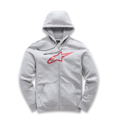 Alpinestars Ageless Fleece Grey Red