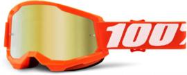 100% The Strata 2 Junior Orange