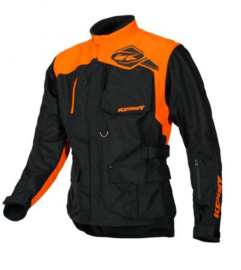 Kenny Titanium Jacket Orange 2021