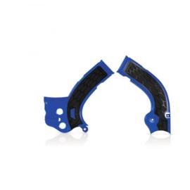 Acerbis X-Grip Framebeschermer YZF250 14-16 YZF450 14-15 WRF250 15-18 WRF450 16 Blauw Zwart