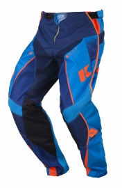 Kenny Track Pant Youth Navy Cyan Orange 2017