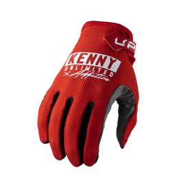 Kenny Up Gloves Red 2022