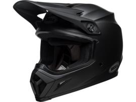 Bell MX-9 Solid Matte Black