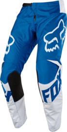 Fox 180 Race Pant Blue Youth 2018