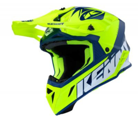 Kenny Trophy Helm Neon Yellow 2020