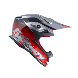 Kenny Track Junior Helm Red 2022