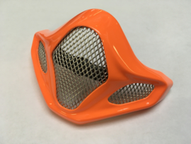 Arai MX-V Chinbar Ex Vent Grill Orange