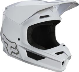 Fox V1 PLAIC White 2021