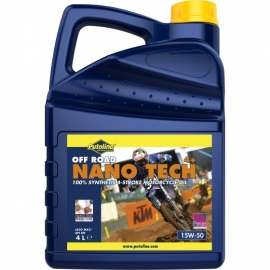 Nano Tech Off Road 4+ 15W-50 4lt
