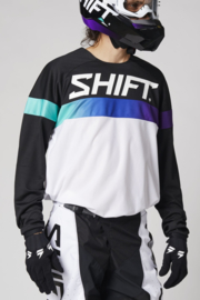 Shift White Label Ultra Jersey White Ultraviolet 2021