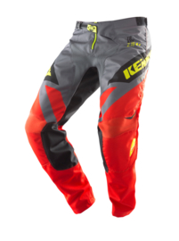 Kenny Track Pant Orange Grey Neon Yellow 2019