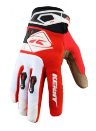 Kenny Track Glove Red Black 2020
