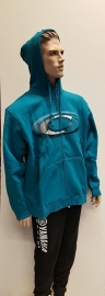 Oakley PRS Icon Hoody Blue Tar Mt. XL