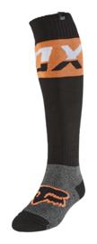 Fox Fri Thick Sock Afterburn Black