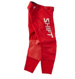 Shift Blue Label Bloodline LE Red Silver