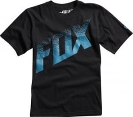 Fox Dirt Alert SS Regular Fit Black T-shirt Jeugd