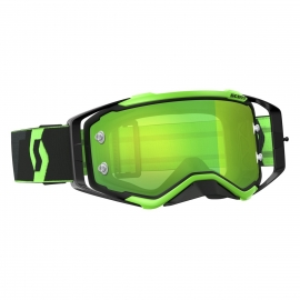 Scott Prospect Black Fluo Green