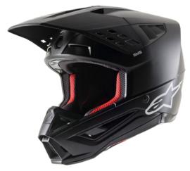 Alpinestars S-M5 Solid Helmet Black Mat