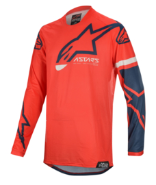 Alpinestars Racer Tech Compass Jersey Red Navy 2020