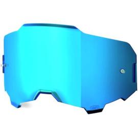 100% Armega Mirror Blue Lens